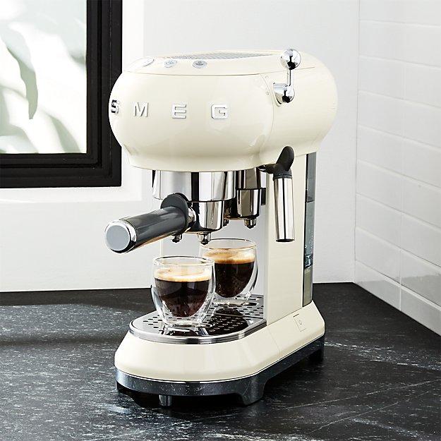 La cafetera más moderna de café expreso