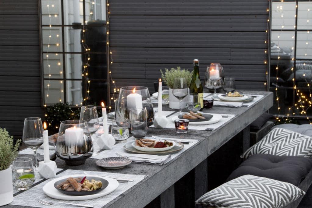 ideas para dar luz a tu jardin exterior