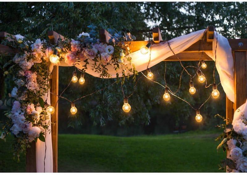 Las mejores Guirnaldas de luces para jardín