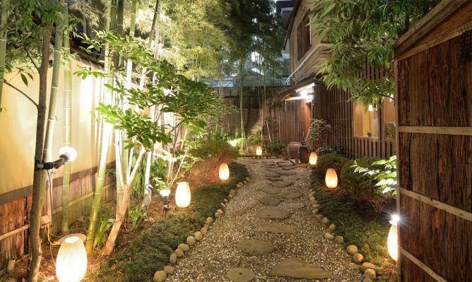Iluminar camino jardín Luces para jardín